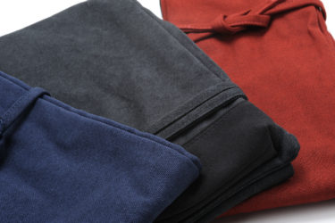 竹刀袋はどう選ぶ?帆布・革など素材別の特徴、刺繍やデザインについて