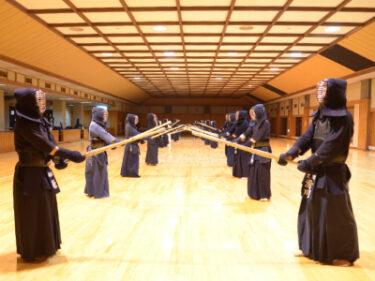 剣道の稽古のお役立ち情報まとめ!切り返しの目的など